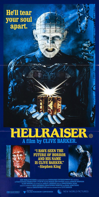 Hellraiser (Hellraiser) (1987) – C@rtelesmix