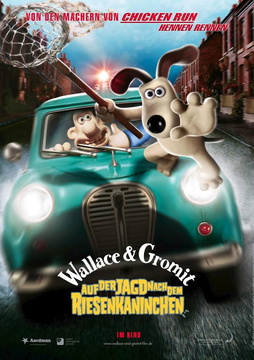 Wallace and Gromit: La maldición de las verduras (Wallace ...