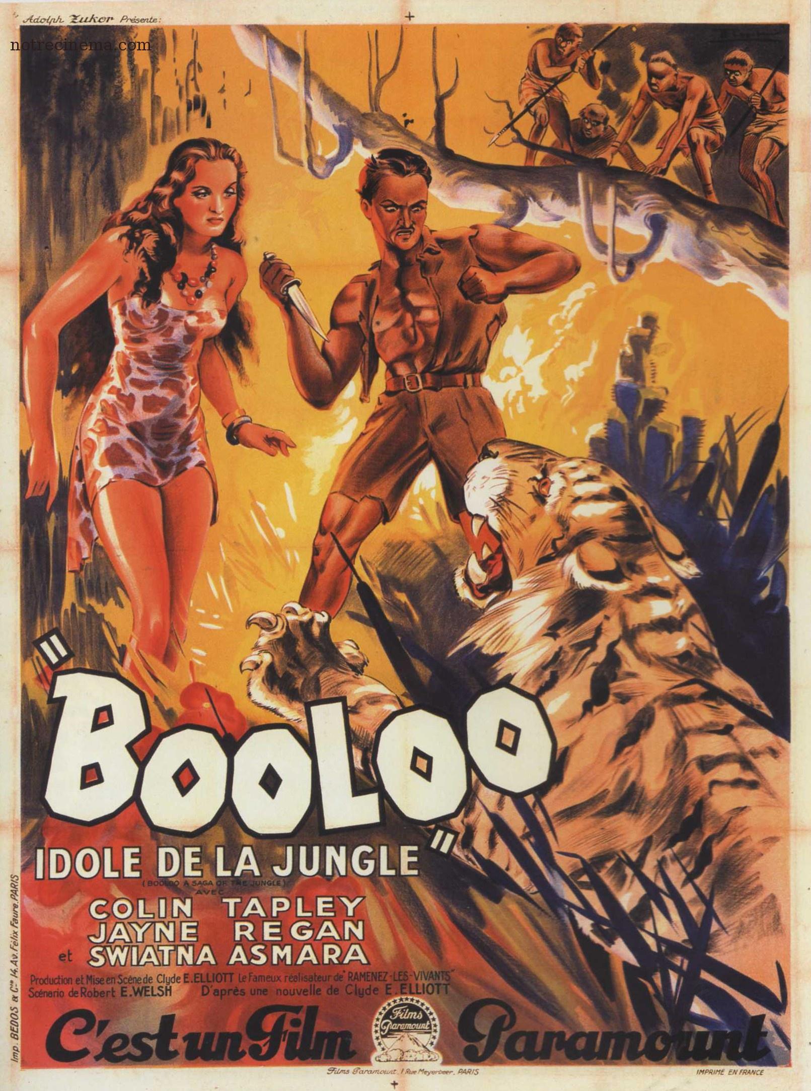 Booloo (1938) - C@rtelesmix
