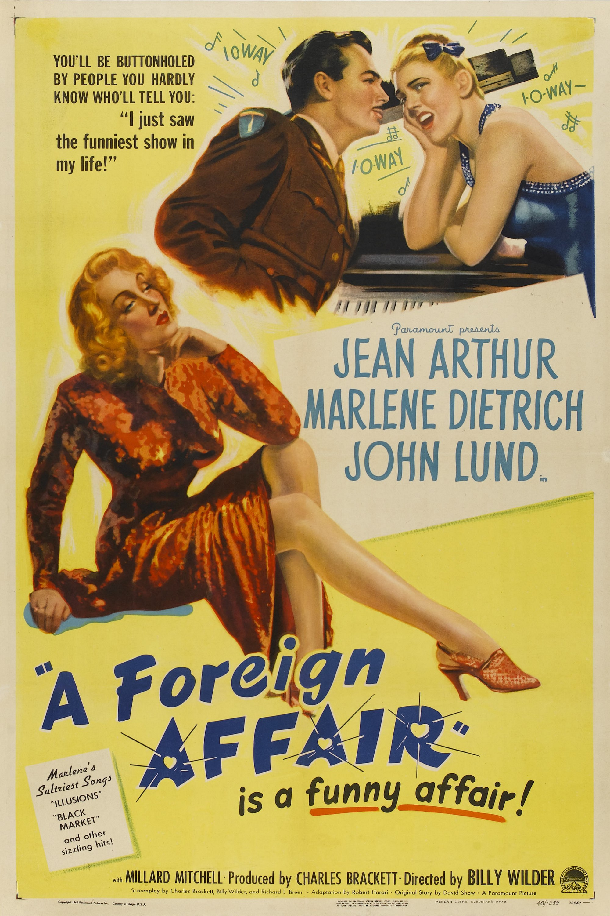 Foreign Affairs Movie
