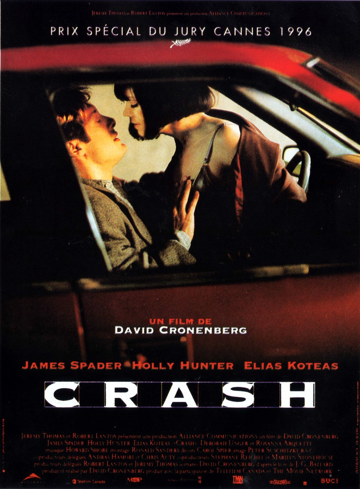 Crash [1996]