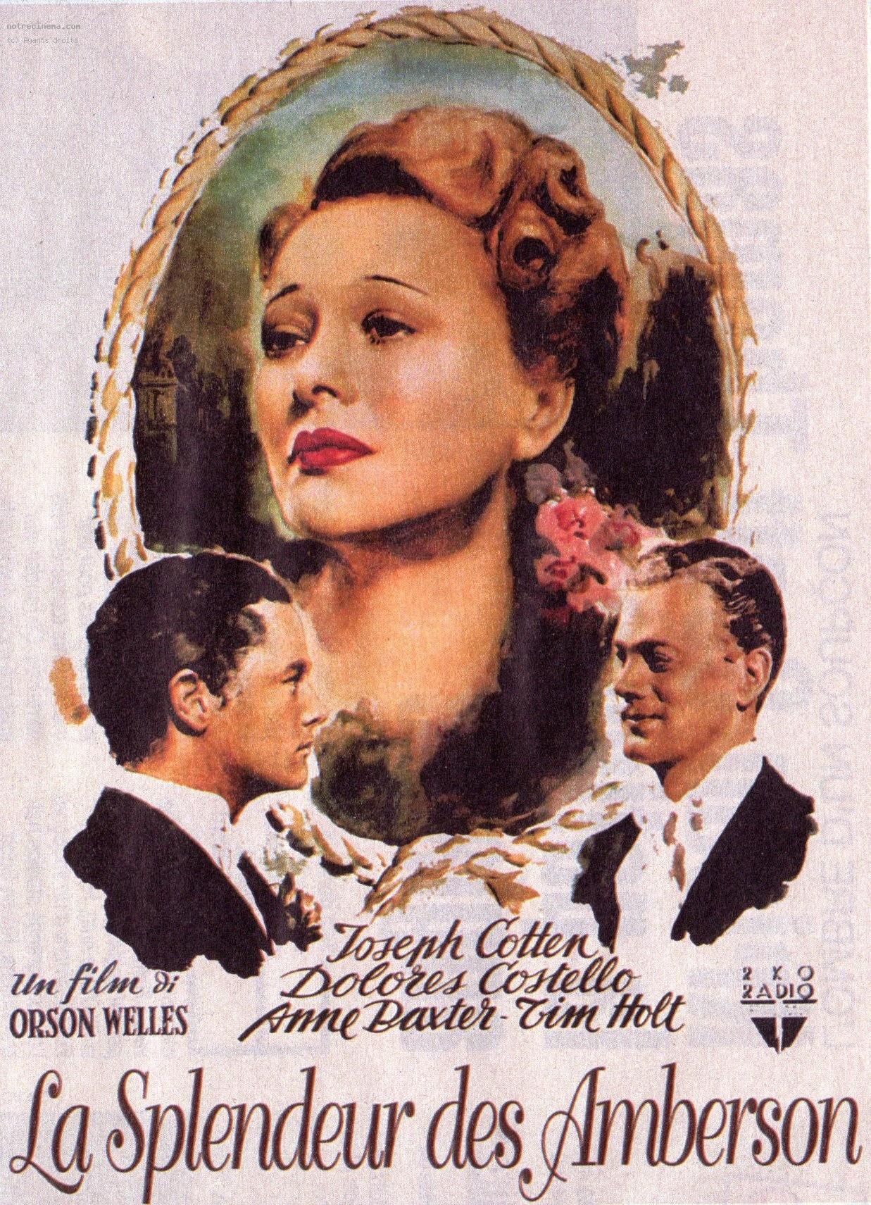 El cuarto mandamiento (The Magnificent Ambersons) (1942) – C@rtelesmix