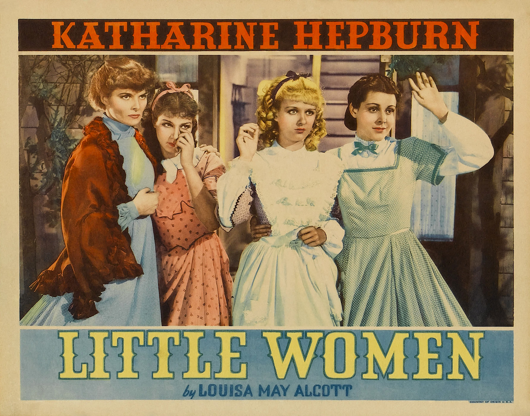 Resultado de imagen de little women pelicula 1933
