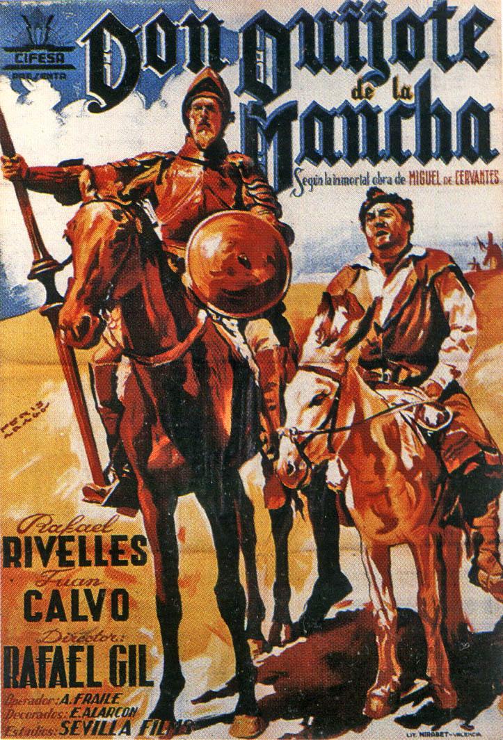 Don Quijote de la Mancha (Don Quijote de la Mancha) (1947