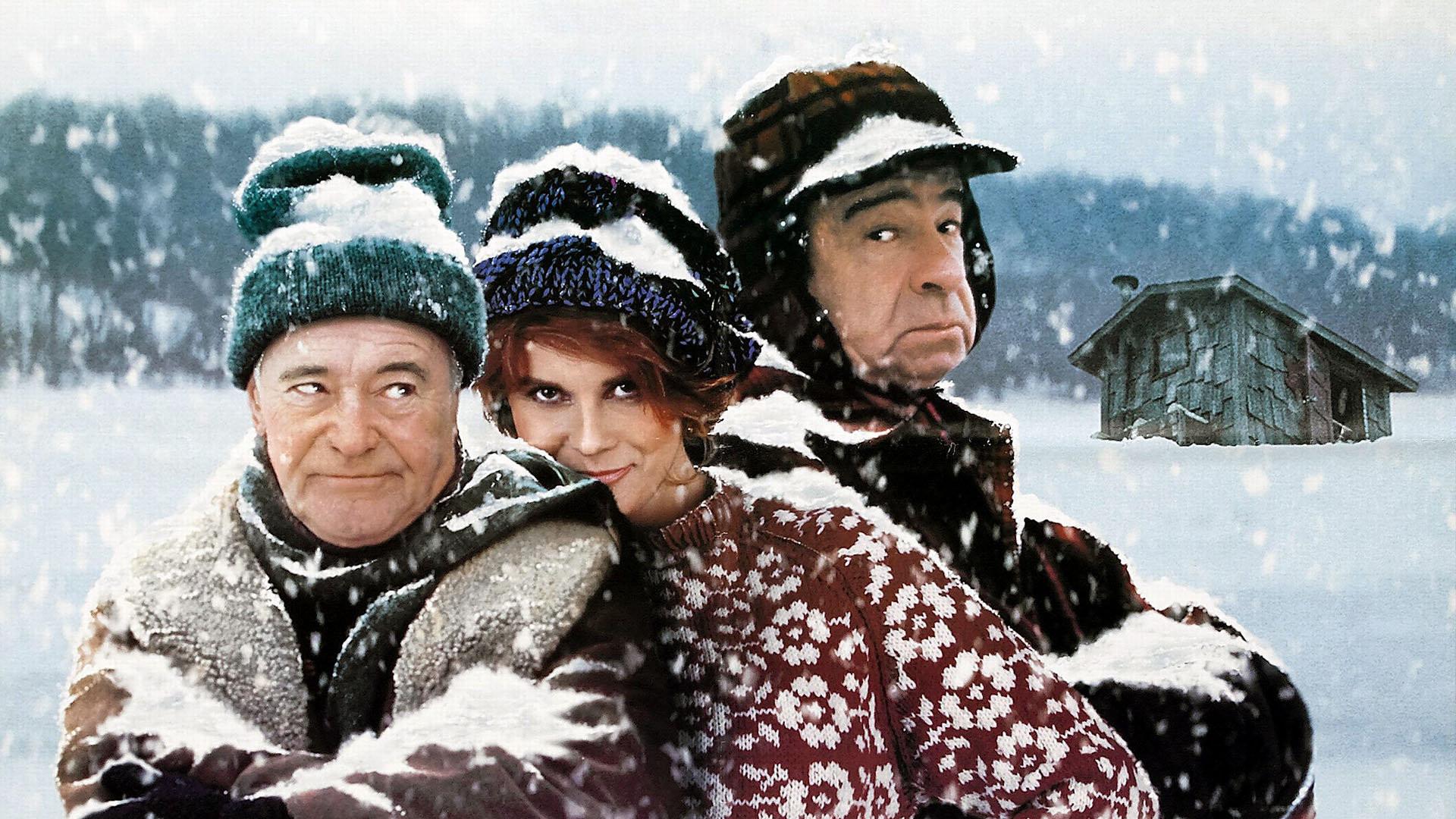 Dos viejos gruñones (Grumpy Old Men) (1993)