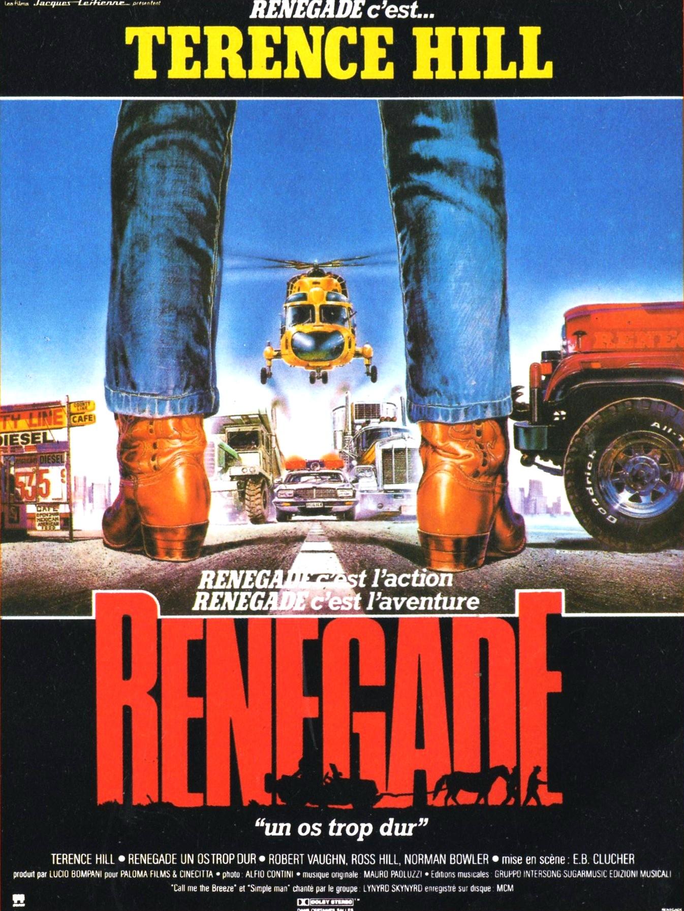 Renegade [DVDRiP l FRENCH][DF]