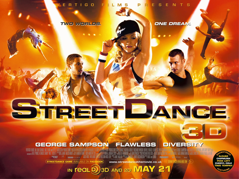 Street dance 3d street dance 3d 2010